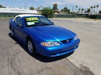 1995 Ford Mustang Phoenix