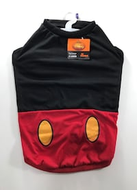 REDUCED!! Brand New w/Tags Disney Mickey Mouse Dog/Cat/Pet Costume Shirt, Size XL, Cute!! (Very HTF!) Englewood, 80112