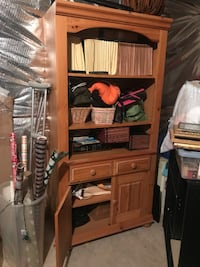 Wooden Hutch for sale in Manassas, VA Manassas