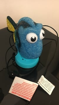 Dory from Finding Nemo table lamp
