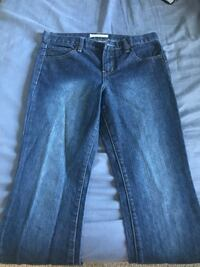 Fashion Bug blue jeans size 8  56 km