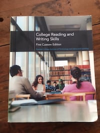 College reading and writing skills book Mississauga, L4T 1X6