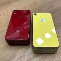 IPhone XR UNLOCKED for all carriers and 256GB Washington