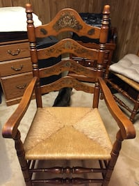 2 - Hand painted cane chairs Hooksett, 03106