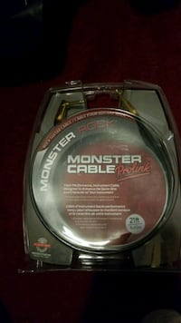 Monster Guitar cable New! Frederick, 21703