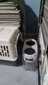 white and black pet carrier Orlando, 32804