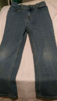 Faded glory jeans size size 7reg
