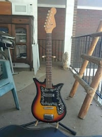 1960's Teisco electric guitar  Lakewood, 80215