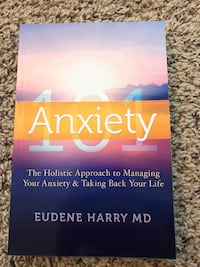 Anxiety Book Georgetown, 49428
