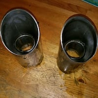 Muffler tips great condition  New York, 10451
