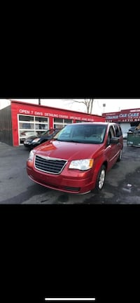 Chrysler - Town and Country - 2008 New York, 10032