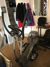 Free spirit Elliptical Cross Trainer Toronto, M4S 2S9