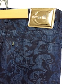 Just Cavalli Designer Jeans  Size 38  Made in Italy.- Like New. Kitchener, N2H 5P4