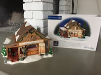 Department 56 - Original Snow Village Timberlake Outfitters Kelowna, V1W 4N8
