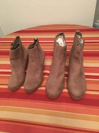 1-Women's suede boots(Price Not Negotiable) Pick Up Only)No Holds ! Summerville, 29486