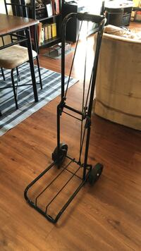 Foldable Metal Dolly with Bungee Straps Alexandria, 22301