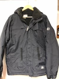 Helly Hansen fleece lined rain jacket sz L Burnaby, V5G 3X4