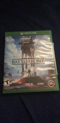 Xbox One Star Wars Battlefront game case Council Bluffs, 51501