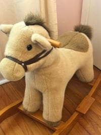 Pottery Barn Kids Rocking Horse - Excellent Cond.  Smoke and pet free home!  VIEW MY OTHER ADS!! Toronto