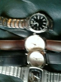 Fossil nixon and more all very nice next to mintma Calgary
