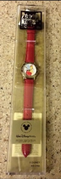 Walt Disney tinker bell watch