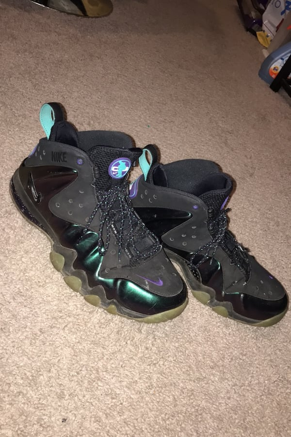 Barkley Posite Max Eggplant (Size 10.5) [Best Offer] 0