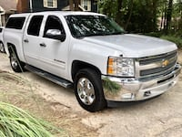 2012 Chevrolet Silverado Mount Pleasant