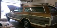 Ford - Country Squire - 1978 Gore
