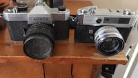 Yashica ic and yashica to electro. Vintage cameras  High Point, 27282