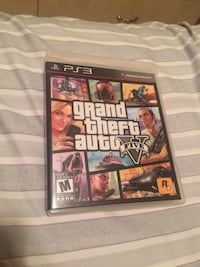 Gta 5 ps3 (blimp code unused) 15$ or best offer Toronto, M8V 2X2
