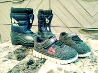 RBX Toddler Boy's size 6, Snow Boots & Sneakers Sutton, 01590