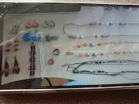 Excellent condition jewellery $35 ON, M2J