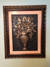 3D metallic type picture Spruce Grove, T7X