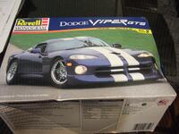 Revell 1:25 Dodge Viper GTS Coupe,9524 Mississauga