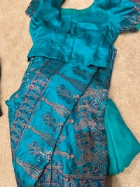 Brand new silk sari saree Aldie, 20105