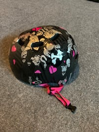 Monster High bike helmet