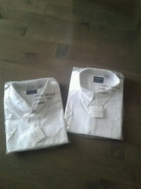 Brand NEW white short sleeve shirt xxl Kitchener, N2K 4J7