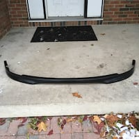 01-03 Civic type R front lip with hardware