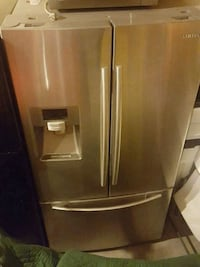 stainless steel french door refrigerator West Valley City, 84120