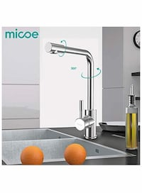 Brand new Stainless Steel Kitchen Faucet