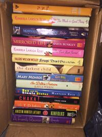 Books. Selling individually. Buy 3or more for special pricing Belleville, 07109