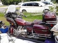 1983 Honda gold wing Motorcycle  Webster, 14580