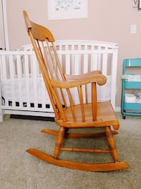 Real Wooden Heirloom Rocking Chair Long Beach, 90807