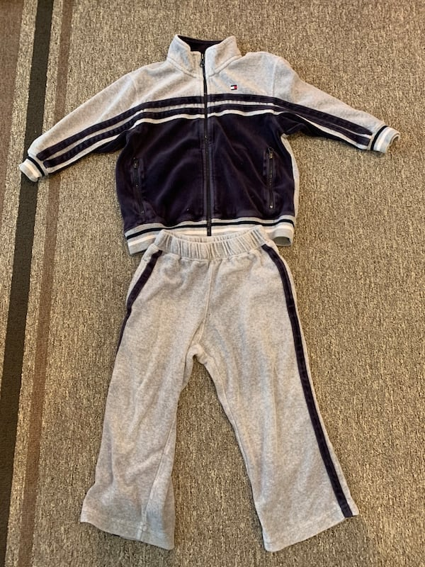 Toddler Track Suit a6707068-ffc3-4528-a4be-ad83370e2bc6