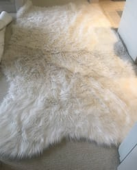 Large Faux Fur White Rug!!! Chevy Chase, 20815