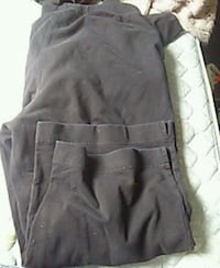black and gray cargo pants Bangor, 04401