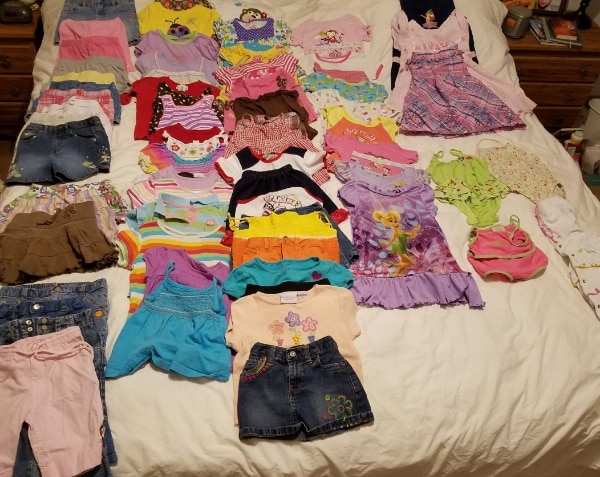 Photo 4t Girls Summer clothes
