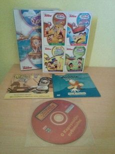 Disney Junior CD συλλογή