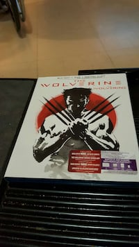 The Wolverine Blu Ray