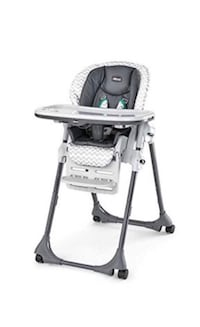 Chicco Polly empire 2 in 1 highchair never used Quantico, 22134